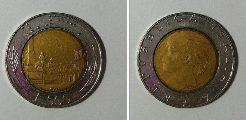 Questa moneta da 500 lire oggi vale 12 mila euro |  controllate se ne avete ancora! Ecco