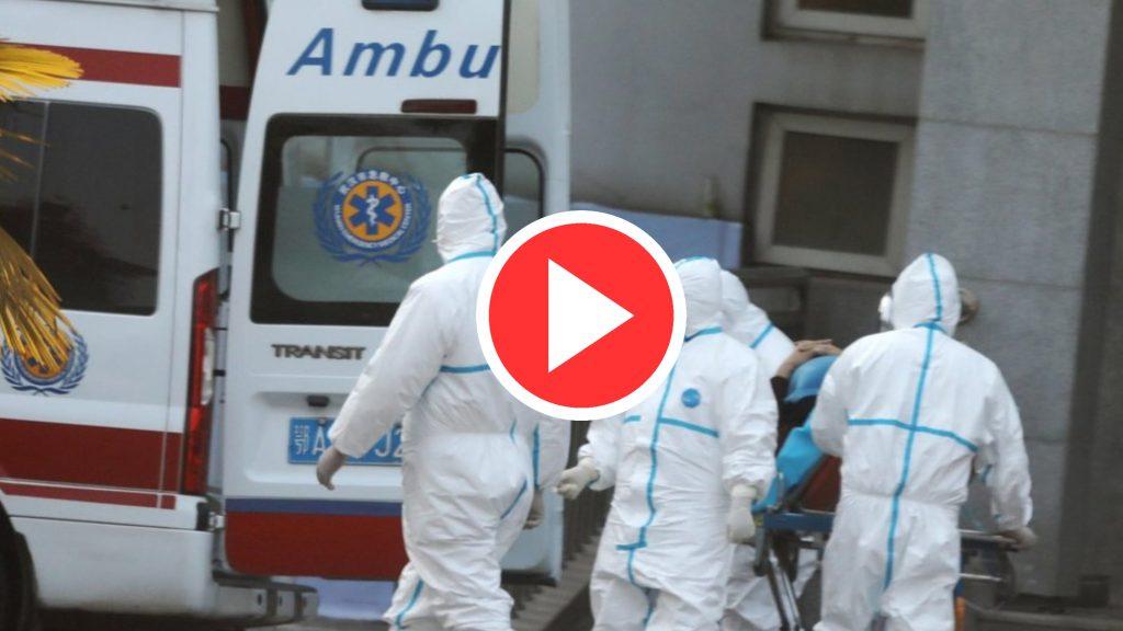 Virus cinese, ecco come vengono trasportati i pazienti per evitare i contagi [VIDEO]