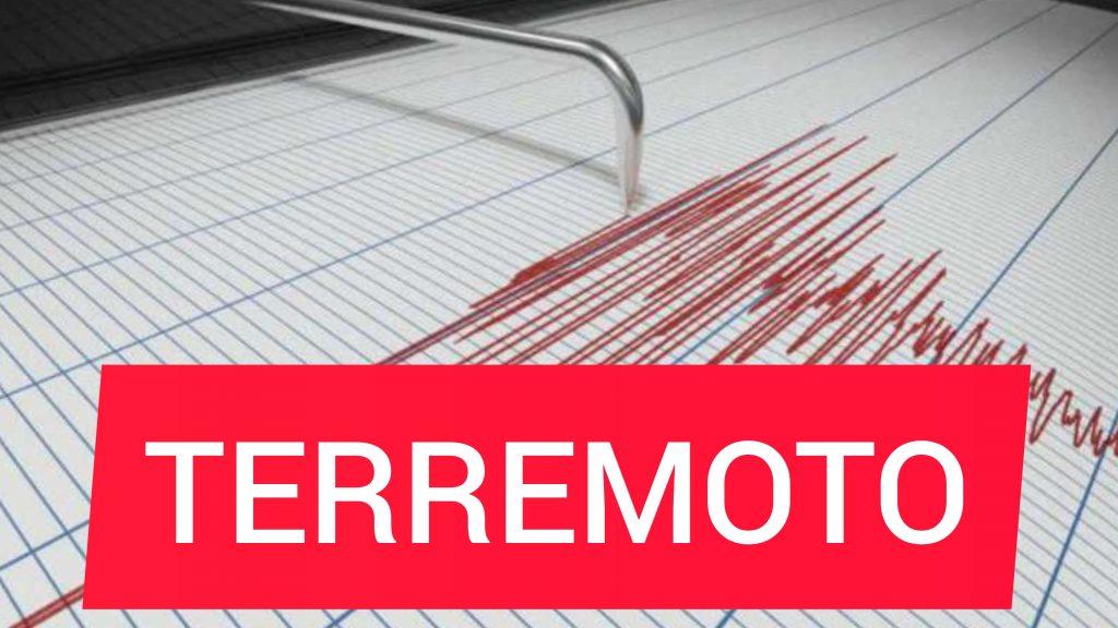 ULTIM'ORA Terremoto in Italia: doppia scossa in pochi second