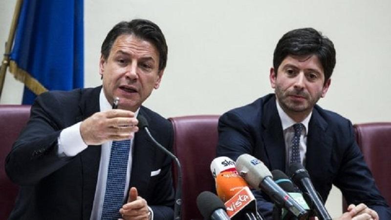 """Coronavirus, Conte: """"Partite di Serie A rinviate in Lombardi"""