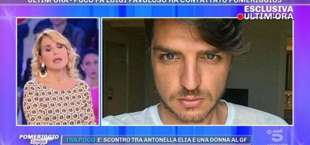 """Luigi Favoloso al contrattacco    """"Ecco cosa faceva Nina Moric"""""""