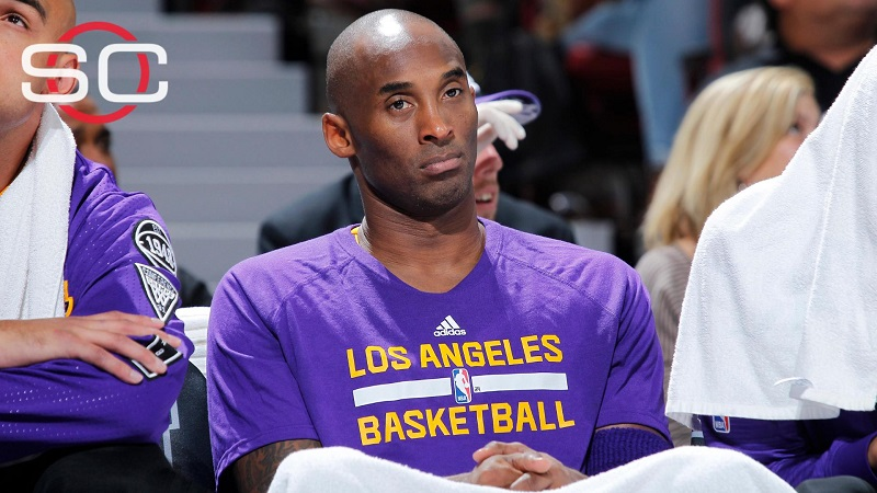 «Kobe Bryant era uno stupratore», i commenti choc dei giorna
