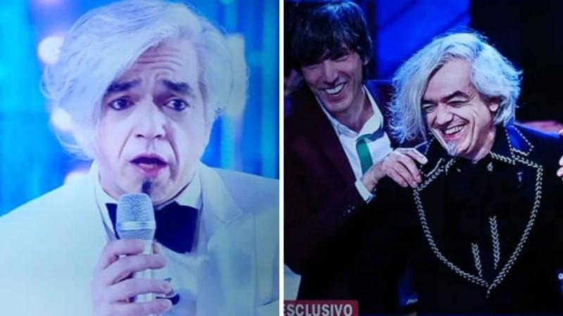 """Mi drogavo, ma non come Morgan"""". Dopo la bufera Sanremo, l'attrice asfalta il cantente(in diretta) Pubblico in delirio!"""