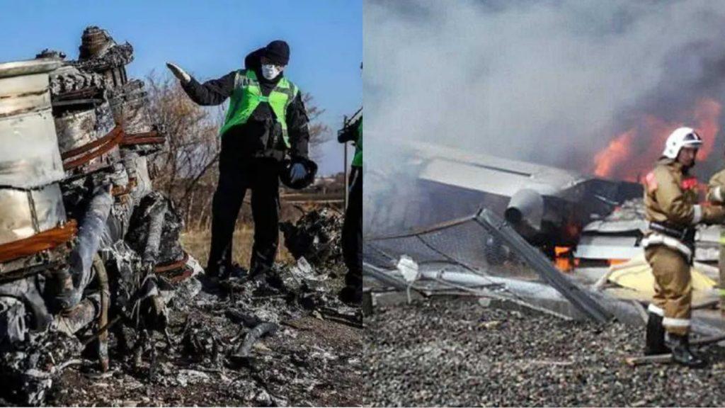 Tragico scontro in volo: Due aerei precipitano causando dive