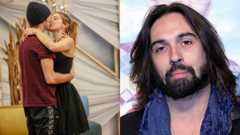 GF VIP: Clizia e Paolo troppa passione, l'ex marito si infur