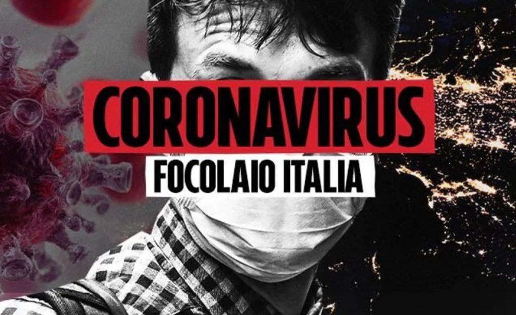 CoronaVirus: c'è il primo morto in Italia