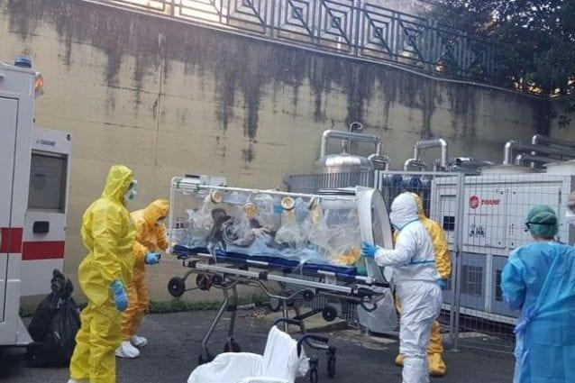 Coronavirus, primo morto italiano: è uno dei due pazienti de