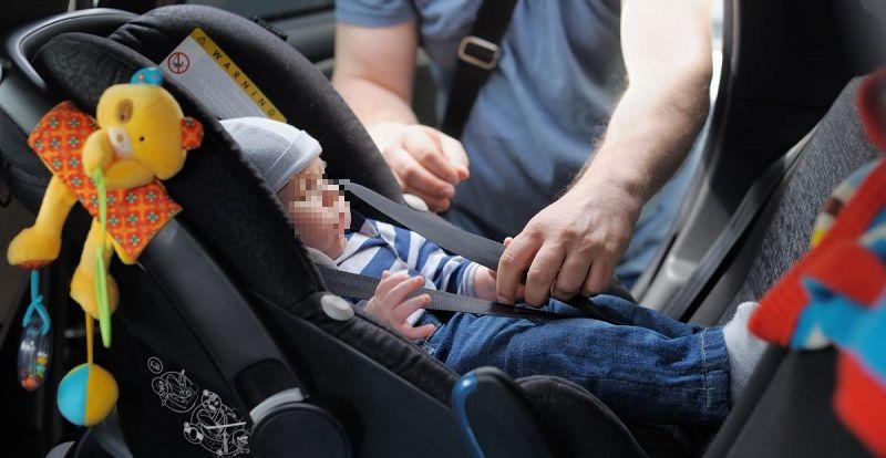 Scoppia l'airbag dopo un tamponamento    muore neonato    era nell'ovetto sul sedile anteriore