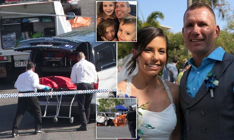 Mondo dello Sport sotto choc |  trovato morto bruciato insieme a moglie e 3 figli