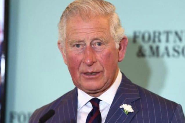 Coronavirus, Principe Carlo d'Inghilterra positivo al tampone