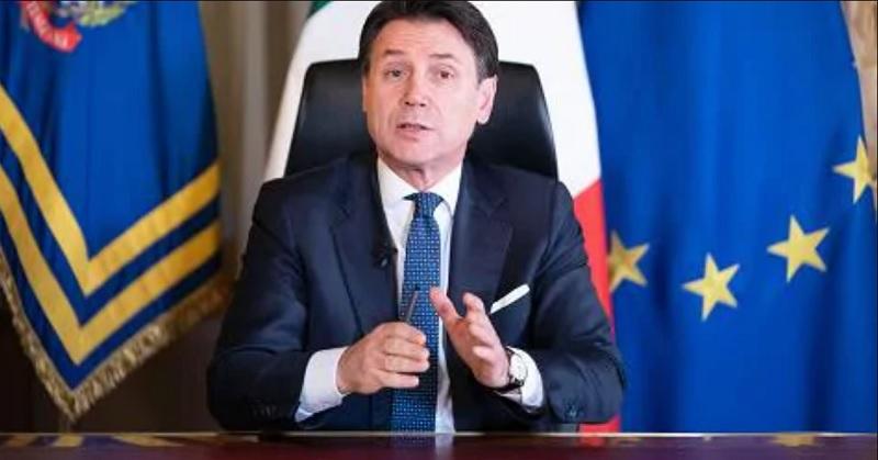 Ultim'ora |  Conte sta per parlare agli italiani |  le anticipazioni