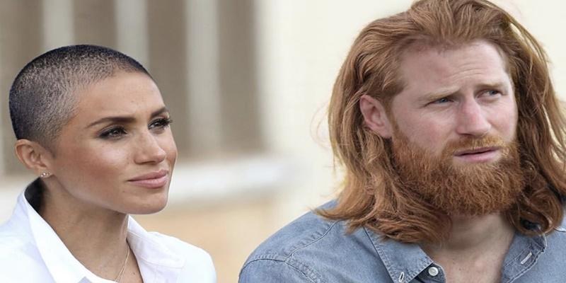 Meghan Markle e la foto shock! Davvero si è rasata i capelli a zero?