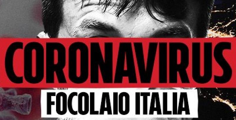 Nuovo focolaio in Italia: 31 positivi e un morto, istituita