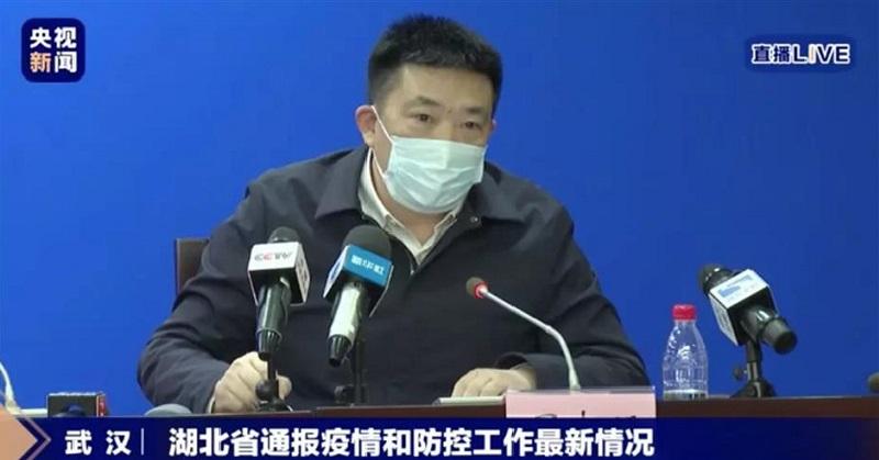 Coronavirus, il sindaco di Wuhan ammette: informazioni nasco