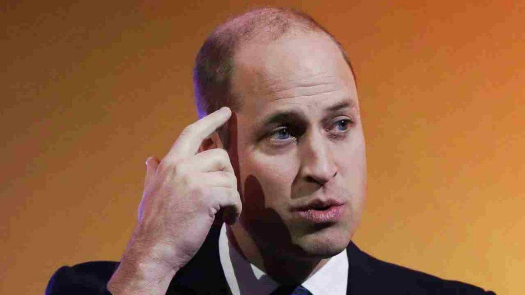 Principe William, problemi di salute mentale 'Forti lesioni,
