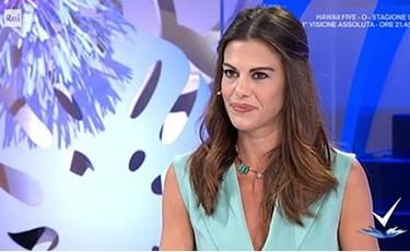 Bianca Guaccero, a Detto Fatto telefona il suo ex fidanzato