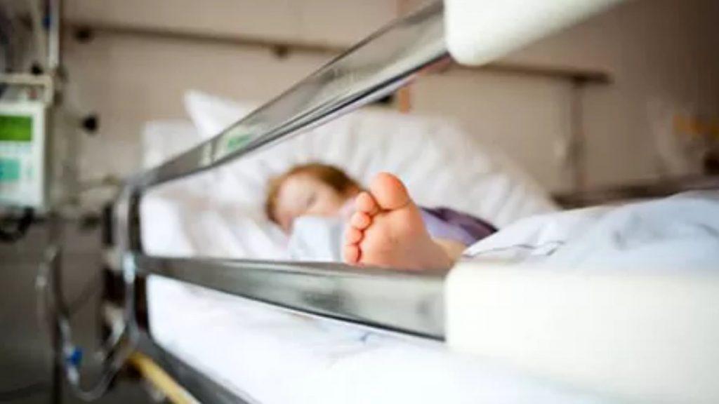 Coronavirus, bimba di 2 anni ricoverata in ospedale viene vi