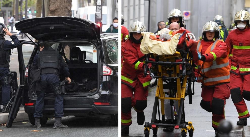 Attacco terroristico in corso a Parigi    ecco cosa sta succedendo