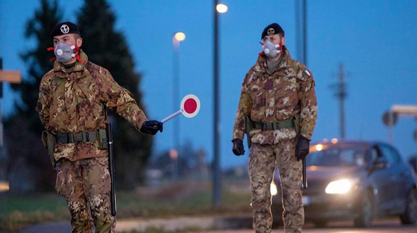 Governo, esercito pronto per le strade: ecco cosa sta succedendo