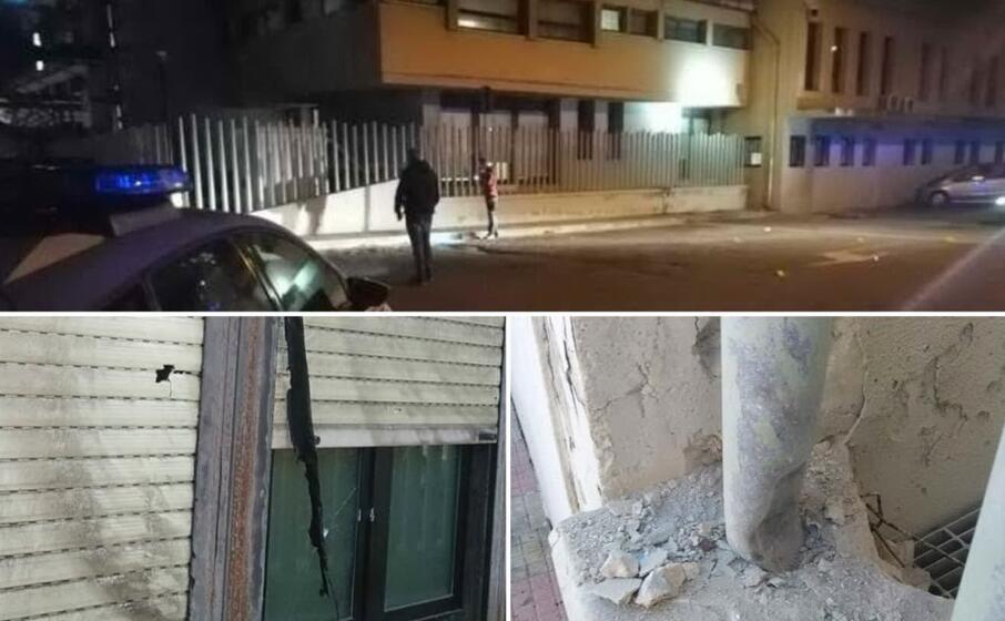 Esplode bomba in municipio: sul posto, Polizia e Vigili del Fuoco