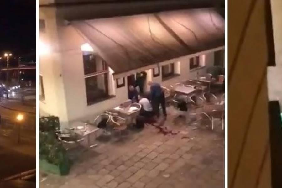 """Attacco ancora in corso, le vittime salgono a 7: """"È un attentato. Non uscite"""" (Video)"""