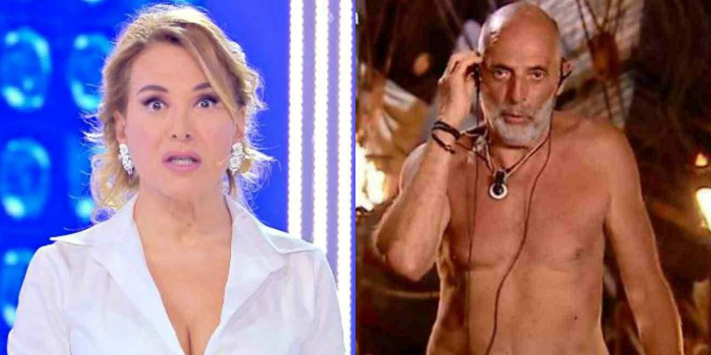 Barbara D'Urso, la Vip scoppia in lacrime per Paolo Brosio: la confessione