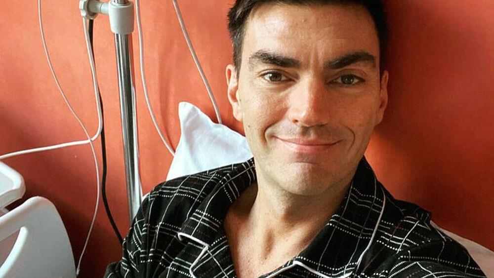 Musica sotto choc, Gabry Ponte: operazione delicata al cuore