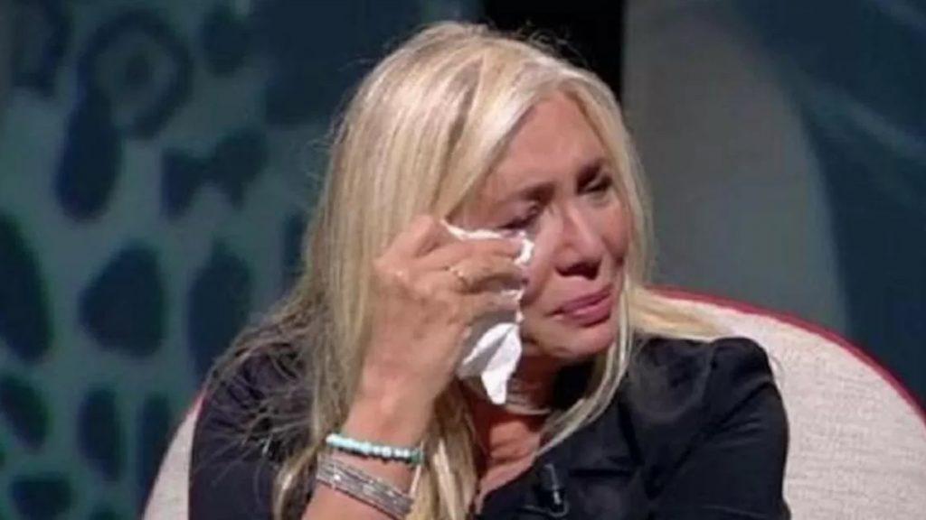 Mara Venier in lacrime a Domenica: è morta malata di Covid