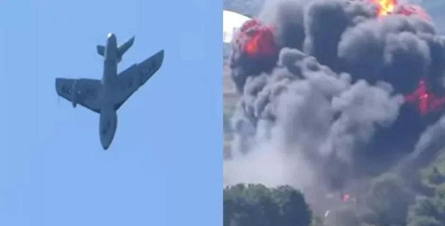 L'aereo si è schiantato poco fa, il bilancio delle vittime è drammatico a Rangon