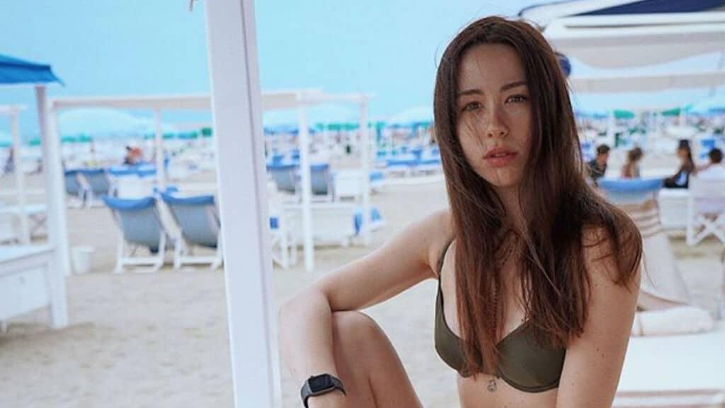 Aurora Ramazzotti, dramma in vacanza mentre era in spiaggia