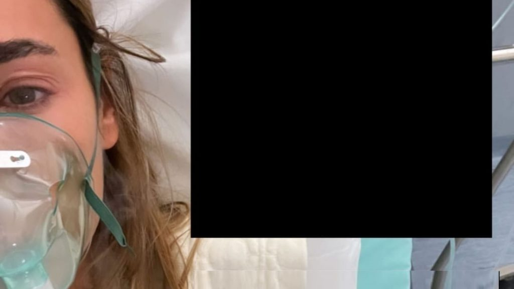 La corsa in Ospedale  del volto noto della Tv:  nottata da dimenticare  e un risveglio traumatico