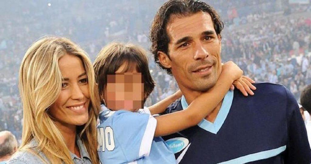 Elena Santarelli e Bernardo Corradi, la notizia sul figlio che fa gelare il sangue